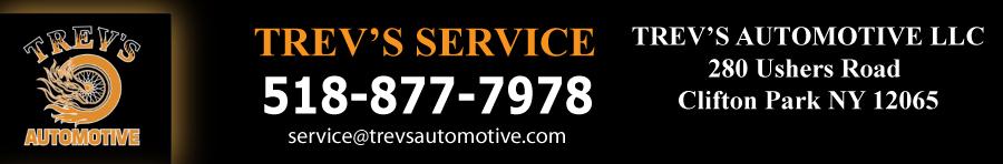 Automotive Repair Services - Trevs Automotive