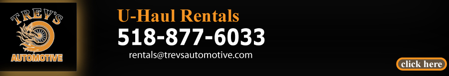 U-Haul Truck and Trailer Rentals - Trevs Automotive