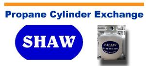 Shaw Propane Cylinder Exchange