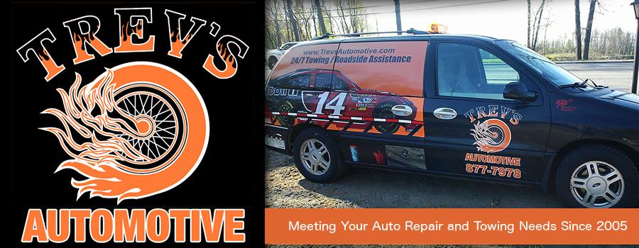 Trev's Auto Repair